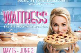 WAITRESS at The National Theatre
