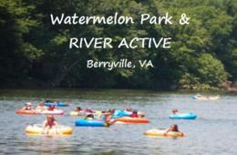 $30 for Family River Tubing Adventure for Up to Five People - River Active at Watermelon Park (40% Off)
