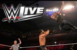 Get 4 Tickets for the Price of 3 at WWE Live Road to Wrestlemania on March 11th at EagleBank Arena - Fairfax