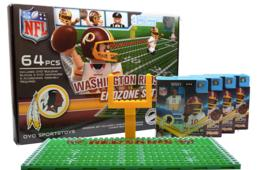 20% Off Officially Licensed NFL, NHL and MLB Building Block Toys from OYO Sports - Prices from $58.48 - $66.08