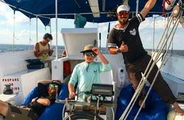 What's Next Adventures Sailing Sleepaway Camp