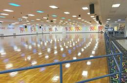2 Roller Skating Admissions and Skate Rentals at Wheels Skate Center
