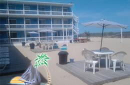 $211+ for 2-Night Stay at the Windjammer Condominiums - Ocean City Condos Right on the Beach! (32% Off)