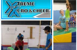 Xtreme Acro Parkour, Gymnastics, Tumbling & Cheerleading Camps