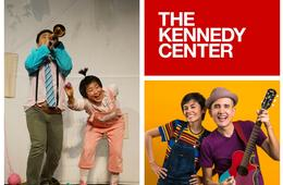 The Kennedy Center 2019-20 Subscription: Performances for Young Audiences