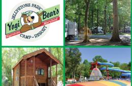 $60+ for 2-Night Getaway at Yogi Bear's Jellystone Park™ in HAGERSTOWN, MD (Up to 30% Off!)