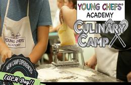 Young Chefs® Academy Camp