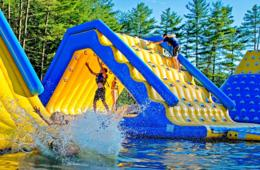 Child Admission for ACE Adventure Resort 2-Night Camping, Kid-Friendly White Water Rafting & Wonderland Waterpark Pass