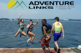 Adventure Links Sleepaway Camp at Hemlock Overlook Regional Park
