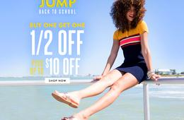 Shoe Carnival Back to School Sale: Buy One Get One 1/2 Off + Save Up to an Extra $10 Through Sept. 4th