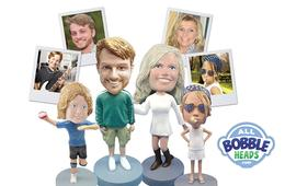 42% Off Custom Bobble Head - Includes Proof & Shipping!