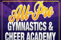 All Pro Gymnastics & Cheer Academy Gymnastics Classes