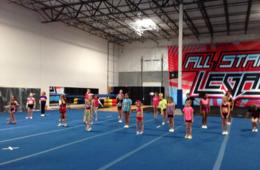 $35 for Monthly Cheer or Tumbling Classes at All Star Legacy in Ashburn - Ages 3-18 (31% Off!)
