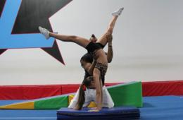 $99 for Introduction to Tumbling at All Star Legacy for Ages 5-18 - Ashburn or Manassas (57% Off!)