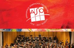 $45 for TWO Tickets to Annapolis Symphony Orchestra Masterworks Series Concert at Maryland Hall for the Creative Arts - Annapolis (50% Off)