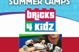 $240 for LEGO® Camp for Grades K-5 at Bricks 4 Kidz Ashburn-Leesburg (20% Off)