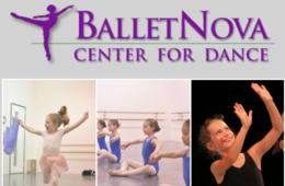 $170+ for Dance Camp at BalletNova Center for Dance - Ages 4-12 in Falls Church (Up to $141 Off)