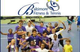 $266 for Baltimore Fitness & Tennis Summer Camp for Ages 5-16 in Pikesville - New Members Only (30% Off!)
