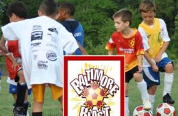 $125+ for Baltimore Blast Soccer Camp for Ages 5 to 13 + Game Tickets - TEN LOCATIONS! (Up to 59% Off)
