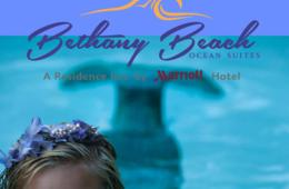 2 Night Stay in a Partial Ocean-View King Suite at Bethany Beach Ocean Suites Pirate Bash & Mermaid Splash Getaway