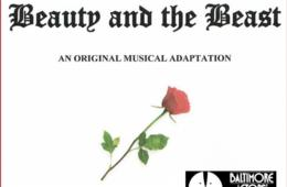 $15 for Child Ticket or $30 for Adult Ticket to Original Family Musical Adaptation of Beauty and the Beast + Brunch/Dinner Buffet in Hunt Valley (32% Off)