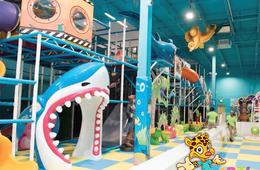 Hyper Kidz Indoor Playground Weekday Entry