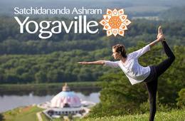 Yogaville 2-Night Weekend Getaway