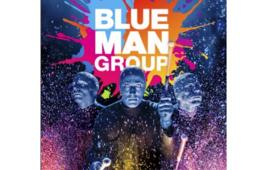 Child Pricing for the Whole Family!! Just $49 for Blue Man Group Tickets - Dates through Dec. 2017! ($20 Off Per Ticket!)