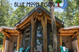 Blue Moon Rising 2-Night Tiny Cabin Getaway