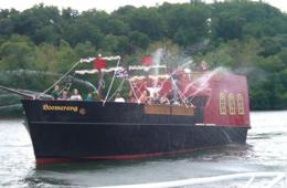 $12 for Boomerang PIRATE SHIP Family Fun Cruise Ticket - Georgetown Waterfront (48% Off!)