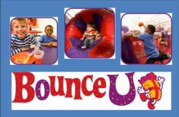 $189 for BounceU HUGE Birthday Party - Up to 35 Kids!! + School's Off Camp & Five-Pass Options (Up to 59% Off)