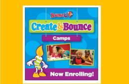 $40 for BounceU STEM/TECHNOLOGY or ART Camp - Rockville & Clarksburg (35% Off!)