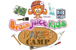 $227+ for Brain Juice Kids Spring Break OR Summer Makers Camp for Ages 7+ - Includes Breakfast, Lunch, Snacks and Camp T-Shirt! - Atlanta (Up to 33% Off)