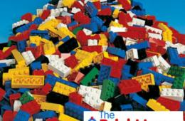 The BrickHouse LEGO Summer Play Camp