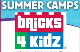 $140+ for Bricks 4 Kidz LEGO Camp for Ages 5+ in Perry Hall/White Marsh (20% Off)