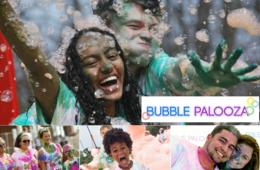 One Entry to Bubble Palooza Virginia 5K Fun Run at Loudoun 4H Fairgrounds