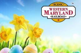 Western Maryland Scenic Railroad: Bunny Hop Train Ride