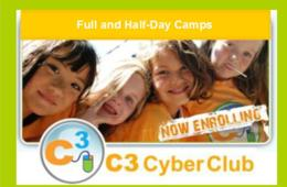 $49+ for C3 Cyber Club Spring Break Camp for Grades K-8 in Ashburn (35% Off!)