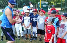 $170 for Bethesda Big Train Full-Day Baseball Camps - Ages 5 -12 (31% off)