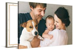 Up to 87% Off Custom Photo on Canvas by Photo Gifts