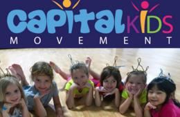 $35+ for Capital Kids Pirate, Princess, Superhero or Dance/Cheer Camp for Ages 3-6 - Ashburn (Up to 54% Off)