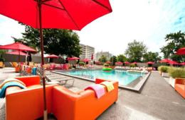 $400 for Capitol Skyline Hotel Pool Family Membership - Includes Weekends!! ($125 Off!)