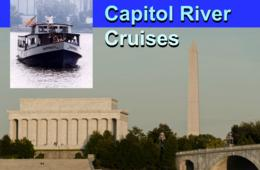 Child Ticket for Capital River Cruises DC Sightseeing Cruise