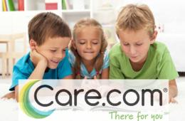 Save 35% on CARE.COM! Great Resource for Babysitters, Housekeepers, Dog Walkers & More!