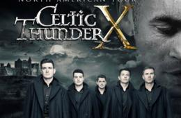 One Lower Balcony Ticket to Celtic Thunder at The Modell Lyric