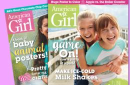 $12+ for 1-Year American Girl® Magazine Subscription (67% Off)
