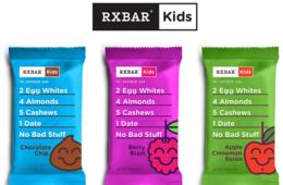 $8 for SIX RXBAR Kids Clean Snack Bars - Healthy, Delicious Snacking on the Go! - Includes FREE Shipping (43% Off)