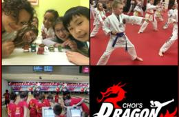 $159+ for Choi's Dragon Martial Arts Camp for Ages 5-12 - Martial Arts, Field Trips, Math, Public Speaking, Robotics and More! - Sterling (Up to 33% Off)