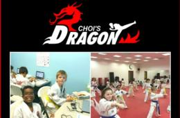 $39+ for Choi's Dragon STEM & Martial Arts SPRING BREAK Camp for Ages 5-12 - Sterling (Up to 40% Off)