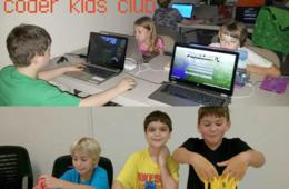 Pongos Learning Lab / Coder Kids Club Camp